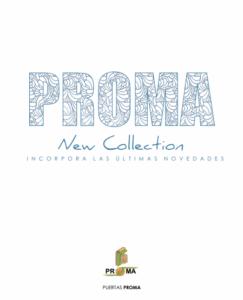 Catálogo Puertas Proma